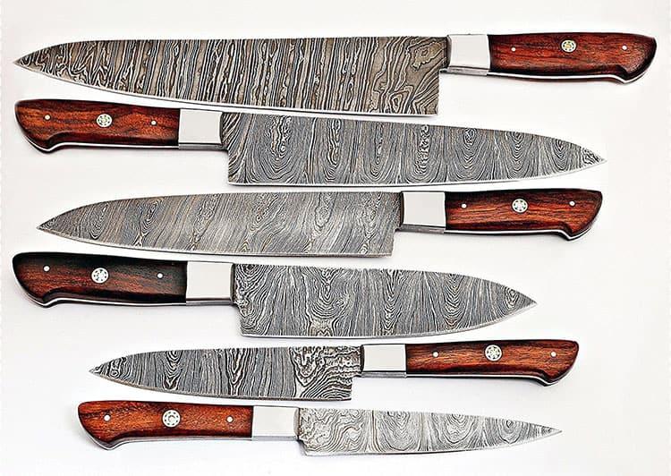 damascus knives