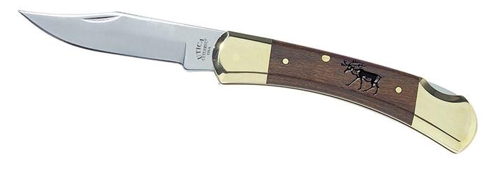 how to fold a lockback pocket knife