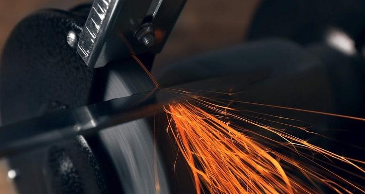 Knife sharpener's material