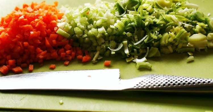 Nakiri Knife