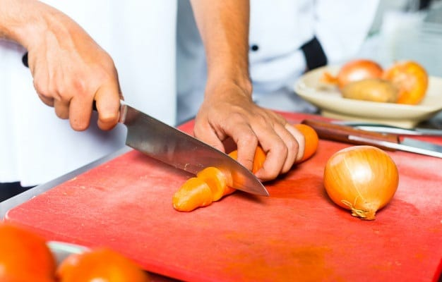 Is a Chef's Knife one of the must-have knife types for your kitchen?
