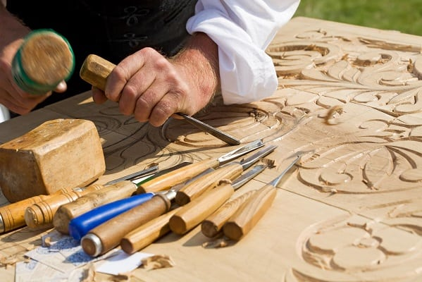 What is the Difference Between Wood Carving and Whittling?
