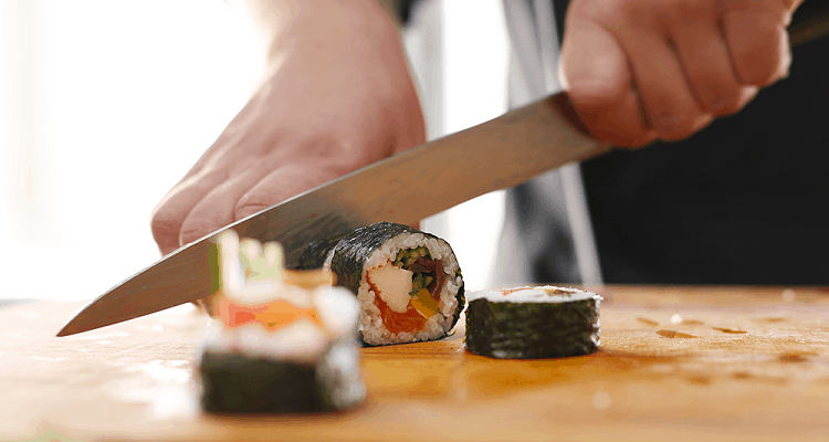 6 Best Sushi Knives Reviewed