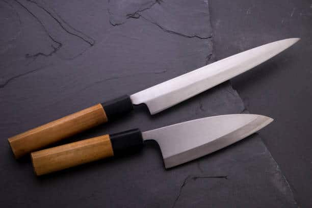 Japanese Knives to be compared to German Knives