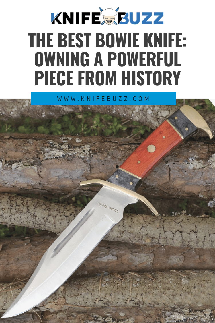 Best Bowie Knives Reviewed