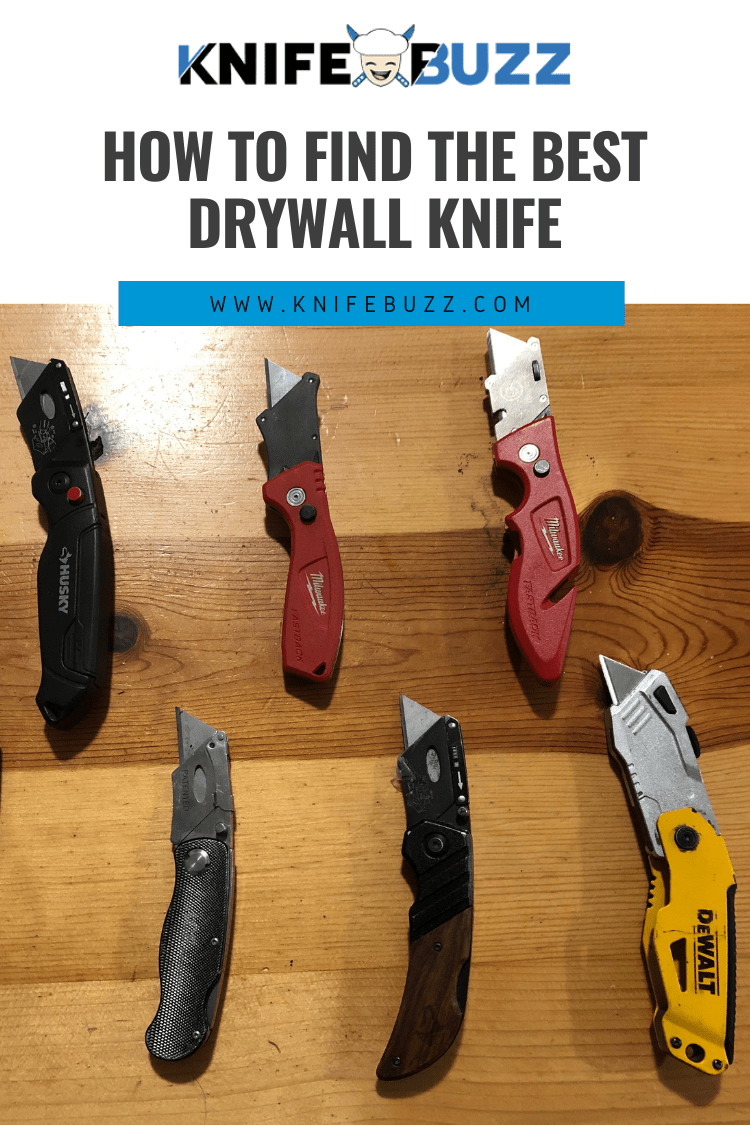 7 Best Drywall Knives Reviewed
