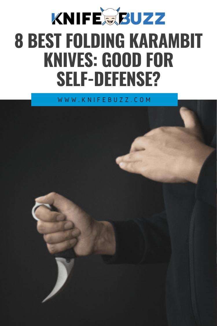 8 Best Folding Karambit Knives Reviewed