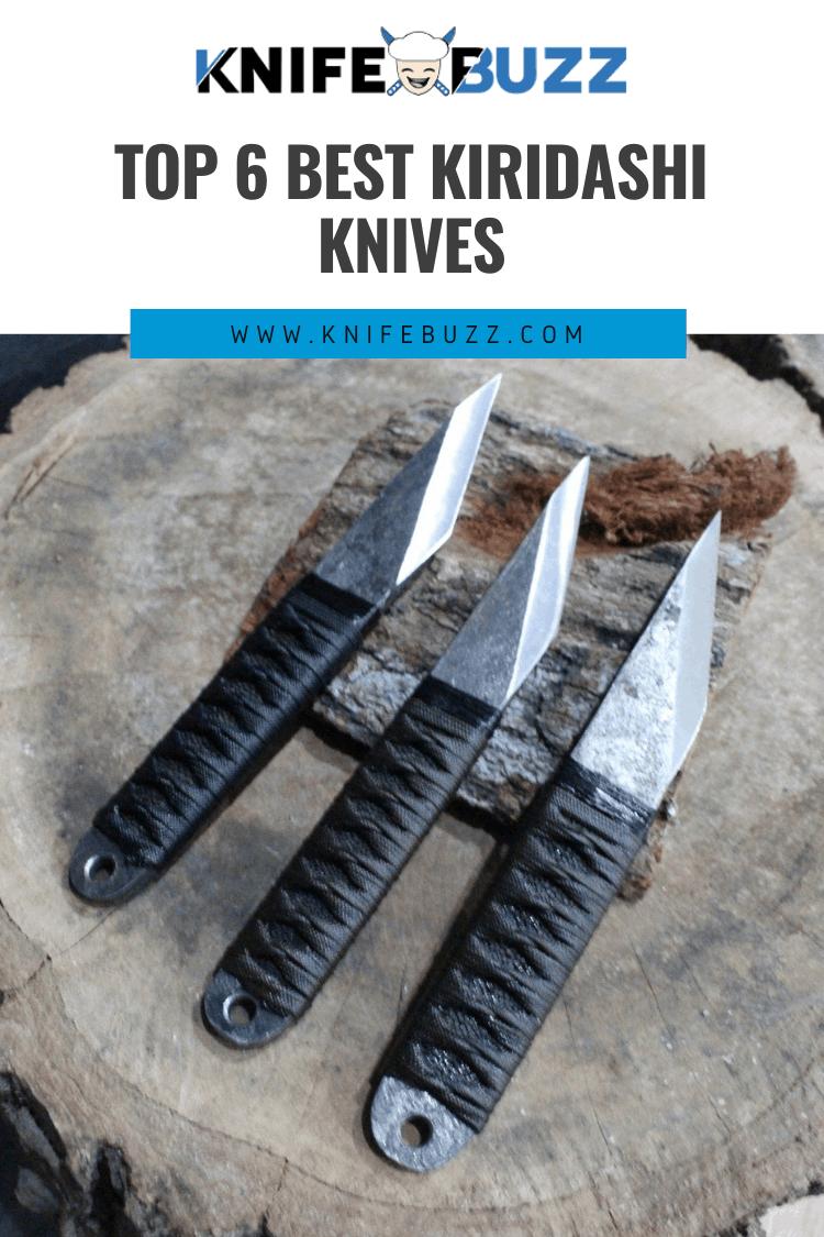 Best Kiridashi Knife Picks