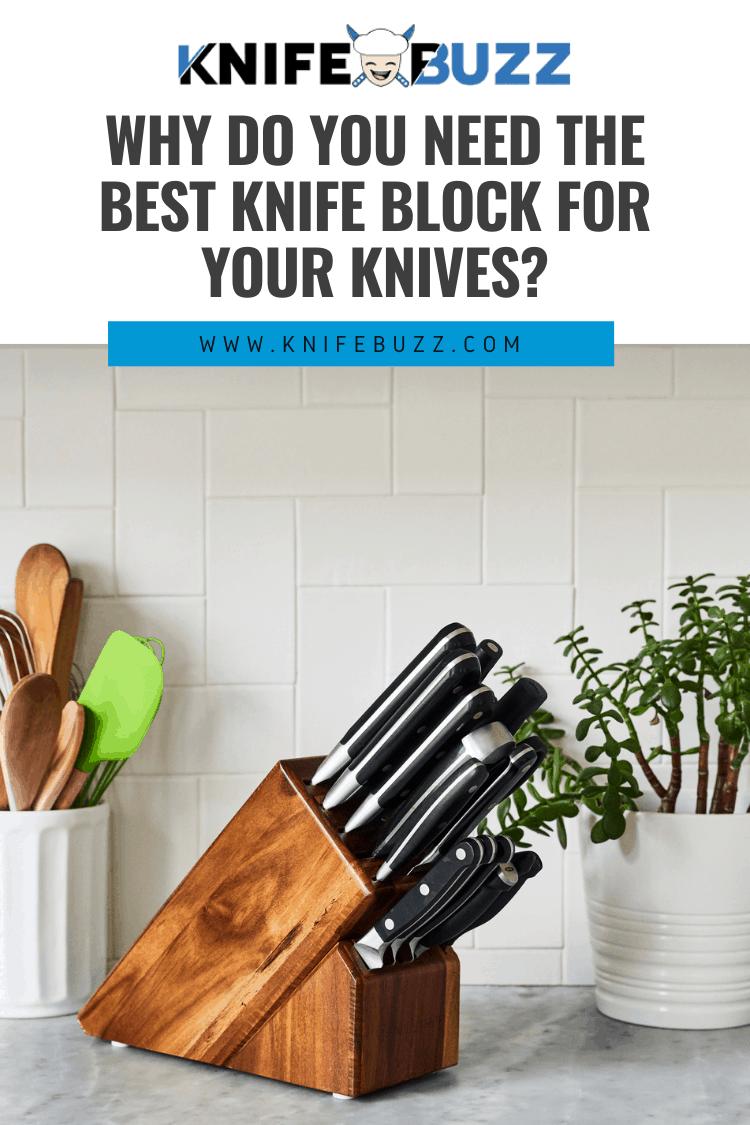 Best Knife Blocks Reviewed