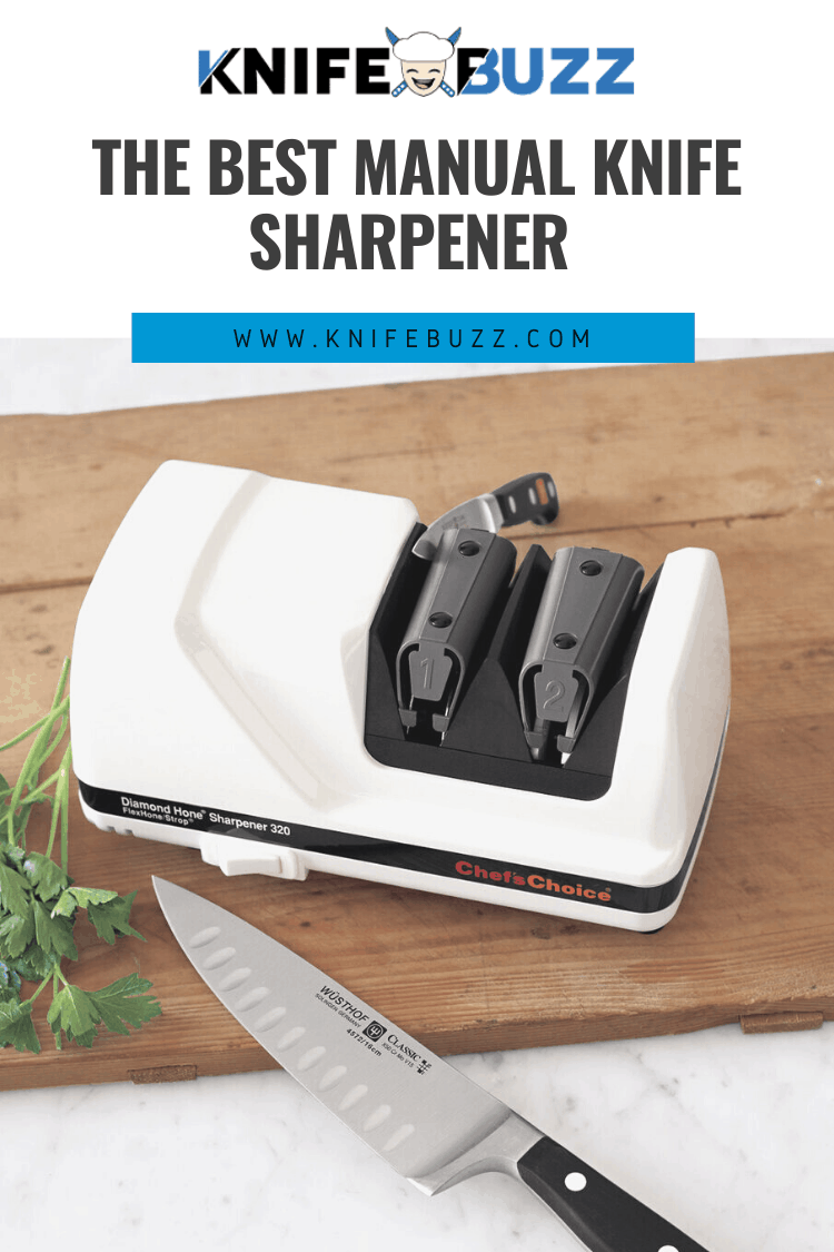 Best Manual Knife Sharpeners Reviewed