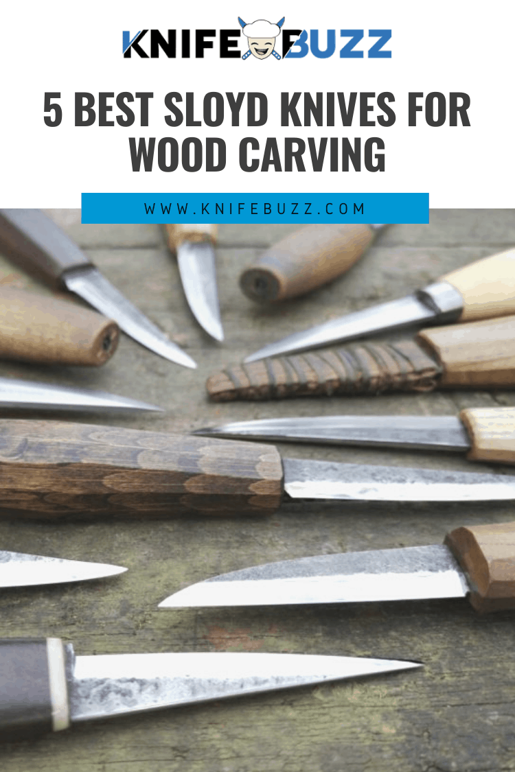 5 Best Sloyd Knives for Wood Carving Reviewed