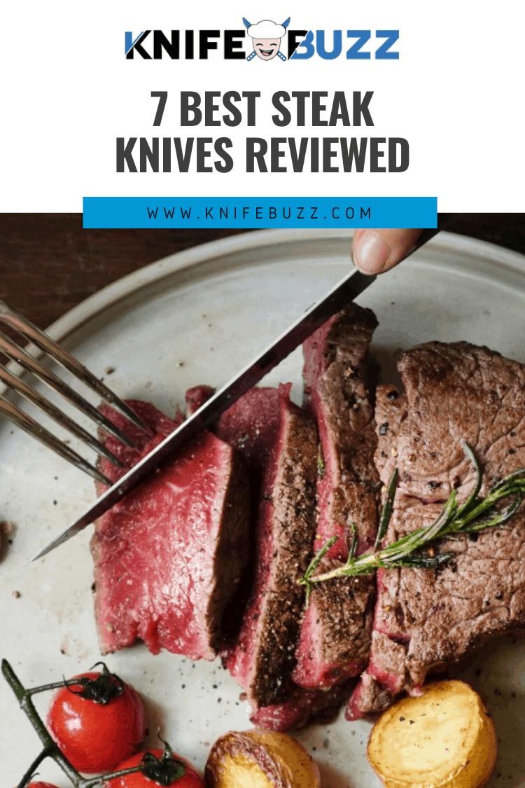 Best Steak Knives Reviewed