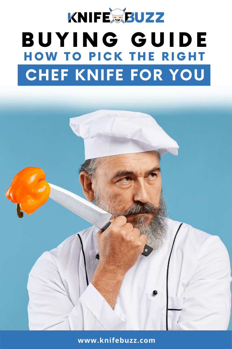 How to pick the right Chef Knife