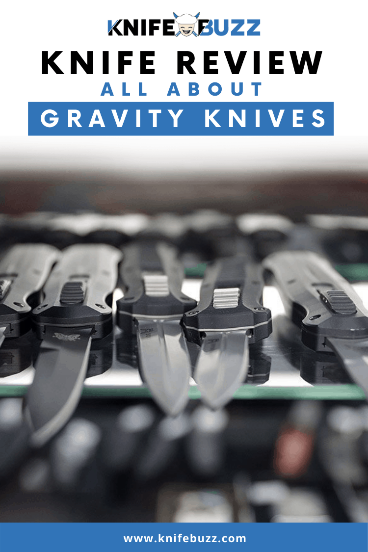 Gravity Knives Guide