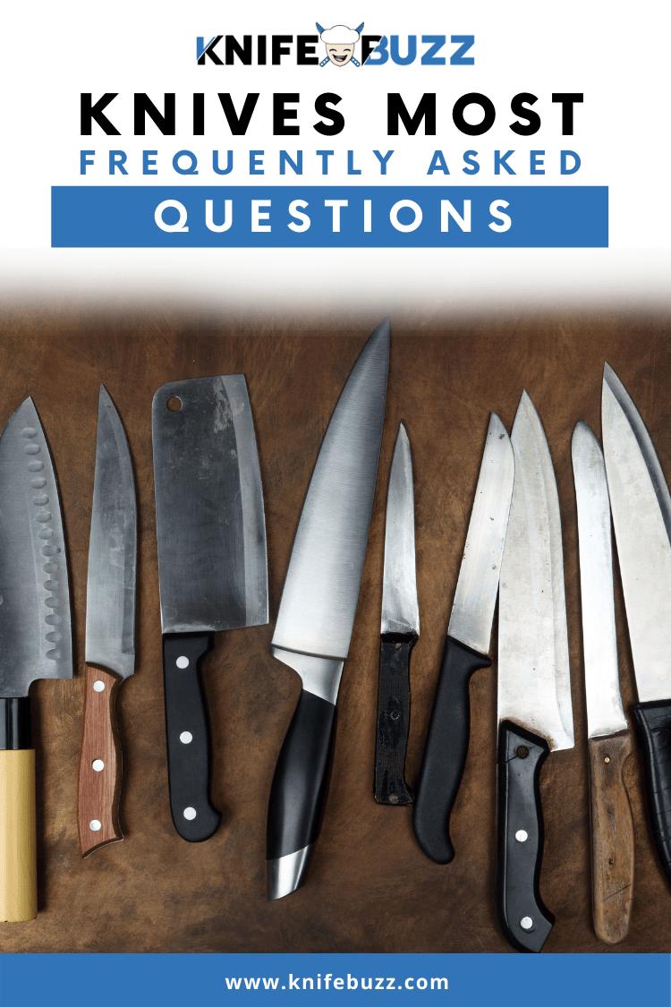 Knife FAQ