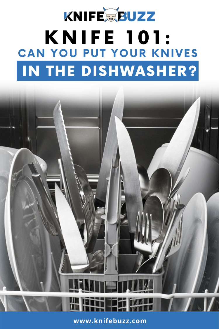 Can You Put Knives in the Dishwasher?