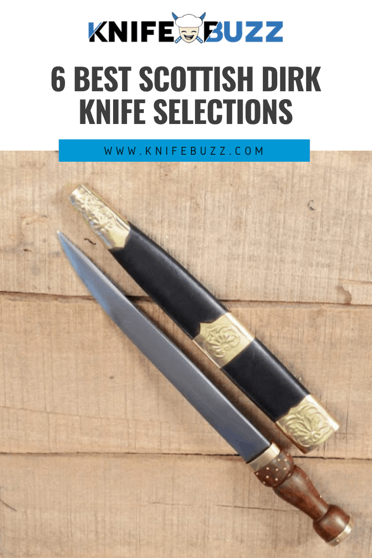 6 Best Scottish Dirk Knives Reviewed