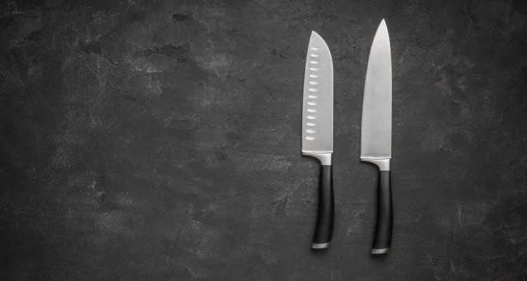 Santoku vs Chef Knife Major Differences