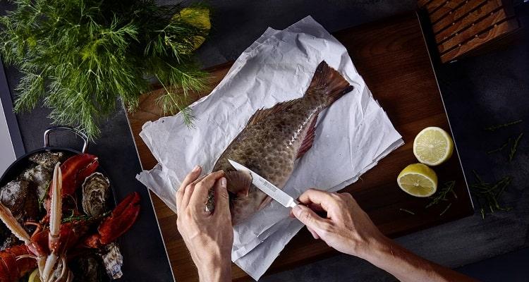 Wusthof Ikon Knife