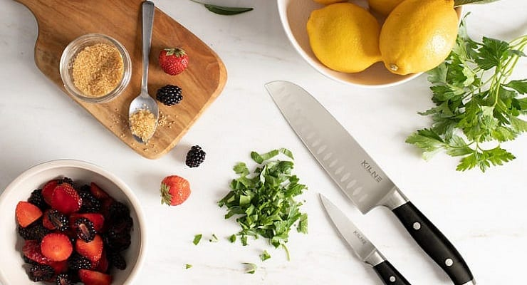 Paring Knife vs Santoku: Which Knife Is Better For Your Kitchen? 2